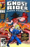 Original Ghost Rider Rides Again (1991) 1