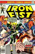 Iron Fist (1975 1st Series) 9