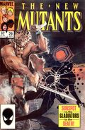 New Mutants (1983 1st Series) 29