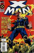 X-Man (1995) 1-1ST