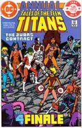 New Teen Titans (1980) Annual 3