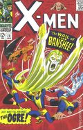 Uncanny X-Men (1963 1st Series) 28JCPEN