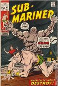 Sub-Mariner (1968 1st Series) 41