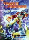 Transformers Collected Comics TPB (1985 Marvel) 1-1ST