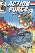 Action Force Monthly (UK) Comic Size 11