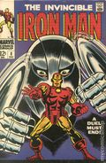 Iron Man (1968 1st Series) 8