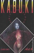 Kabuki Circle of Blood (1995) Autographed 6