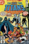 New Teen Titans (1980) UK Edition 2UK