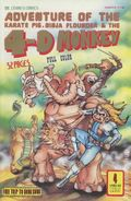 4-D Monkey (1988) 4