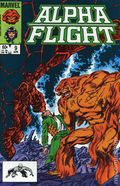 Alpha Flight (1983 1st Series) 9