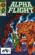 Alpha Flight (1983 1st Series) 9