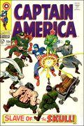 Captain America (1968 1st Series) 104
