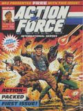 Action Force (1987 British G.I. Joe) Magazine 1