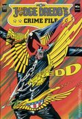Judge Dredd's Crime File TPB (1989 Fleetway/Quality) 4-1ST
