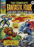 Complete Fantastic Four (1977 British/UK) 6