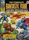 Complete Fantastic Four (1977 British/UK) 6