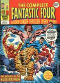 Complete Fantastic Four (1977 British/UK) 21