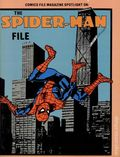 Comics File Magazine Spotlight on the Spider-Man File SC (1986) 1-1ST