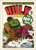 Hulk Comic (British\UK) 3