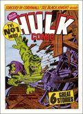 Hulk Comic (British\UK) 9