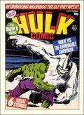 Hulk Comic (British\UK) 12