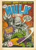 Hulk Comic (British\UK) 21