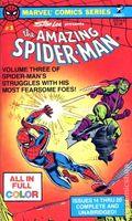 Amazing Spider-Man PB (1977-1979 Pocket Books) Marvel Comics Series 3-1ST