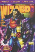Wizard the Comics Magazine (1991) 8N