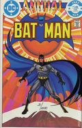 Batman (1940) Annual 8DFSIGNED