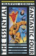 Essential Fantastic Four TPB (1998-Present Marvel) 1st Edition 1-1ST