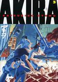 Akira TPB (2000-2002 Dark Horse) 3-REP