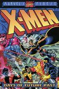 Uncanny X-Men Days of Future Past TPB (1989 Marvel) 1-REP
