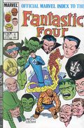 Official Marvel Index to the Fantastic Four (1985) 1