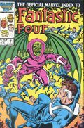 Official Marvel Index to the Fantastic Four (1985) 7