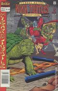 Teenage Mutant Ninja Turtles Adventures Year of Turtles ('96 3