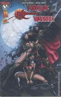 Witchblade Magdalena Vampirella Convergence (2004 Dynamic Forces) 1A-RED