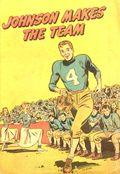 Johnson Makes the Team (ca. 1950, Practical English 1952) 1950