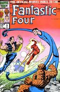 Official Marvel Index to the Fantastic Four (1985) 9