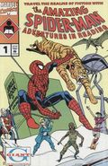 Amazing Spider-Man Adventures in Reading Giveaway (1991) Volume 2, Issue 1-GIANT