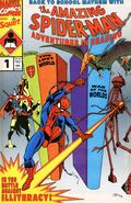 Amazing Spider-Man Adventures in Reading Giveaway (1991) Volume 3, Issue 1