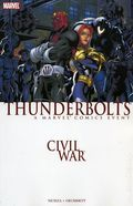 Civil War Thunderbolts TPB (2007 Marvel) 1-1ST