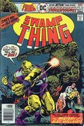 Swamp Thing (1972) Mark Jewelers 24MJ