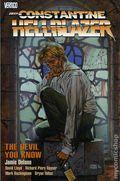 Hellblazer The Devil You Know TPB (2007 DC/Vertigo) John Constantine 1-1ST