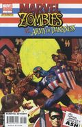 Marvel Zombies Army of Darkness (2007) 1C