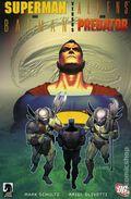 Superman/Batman vs. Aliens/Predators TPB (2007 DC/Dark Horse) 1-1ST