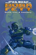 Star Wars Boba Fett Death, Lies, and Treachery TPB (1998) 1-1ST