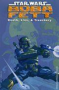 Star Wars Boba Fett Death, Lies, and Treachery TPB (1998) 1-1ST