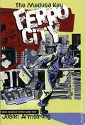 Ferro City The Medusa Key TPB (2007) 1-1ST