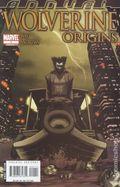 Wolverine Origins (2006) Annual 1