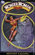 Wonder Woman TPB (2004-2006 DC) By George Perez 4-1ST